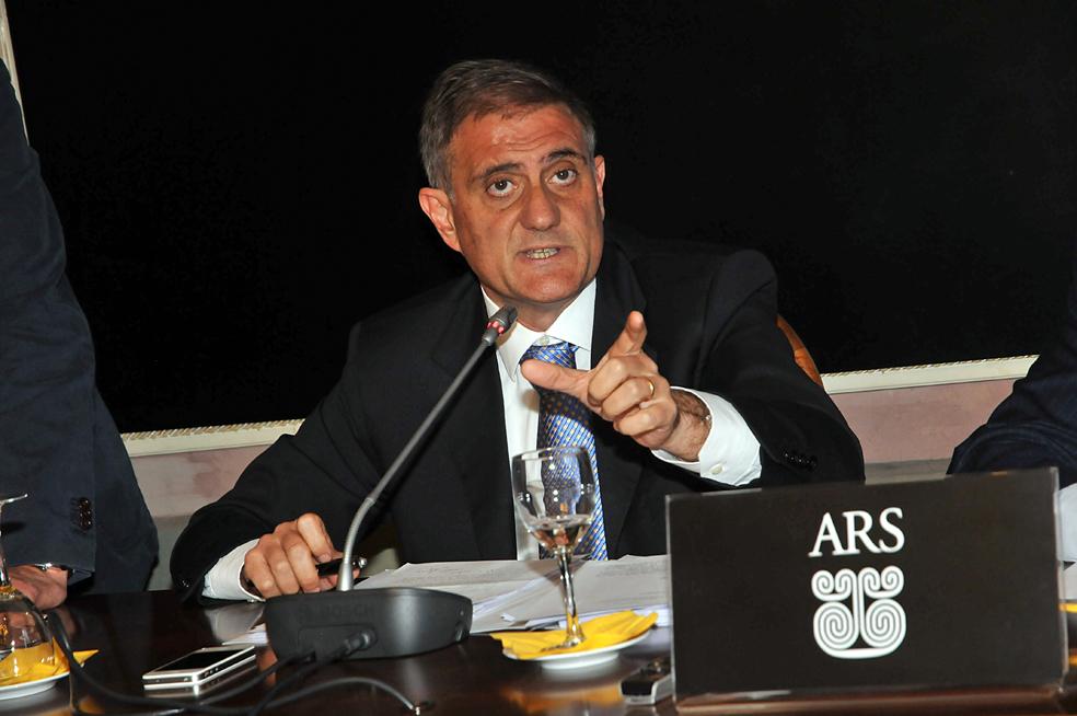 """Presidente Ars contro Giletti: """"Attacca la Sicilia, fa informazione faziosa"""""""