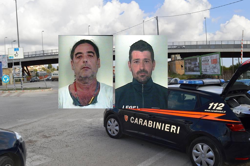 Giro di vite a Rosolini dopo gli attentati: due arresti e sei denunce