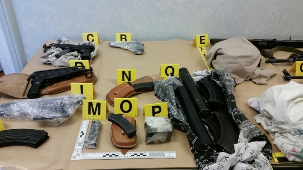 Armi: 14 arresti a Gorizia per traffico internazionale