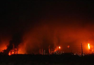 Esplosioni in una fabbrica di armi in ucraina, 20 mila evacuati