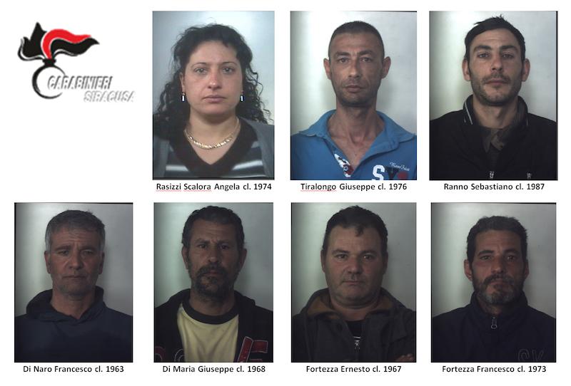 """Siracusa, operazione""""Alto impatto"""": scattano arresti e sanzioni"""