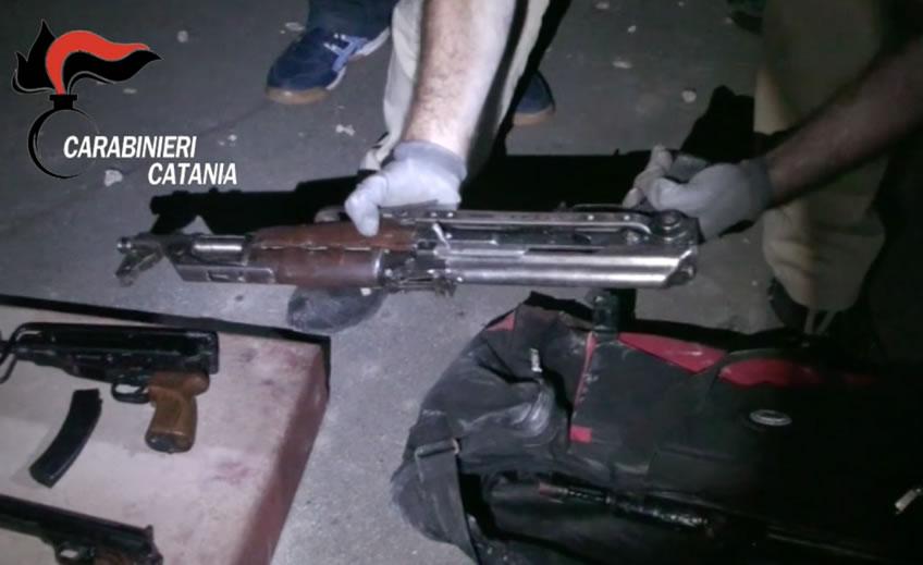 """Mafia, blitz contro il clan """"Laudani"""" di Catania: 109 arresti (FOTO)"""
