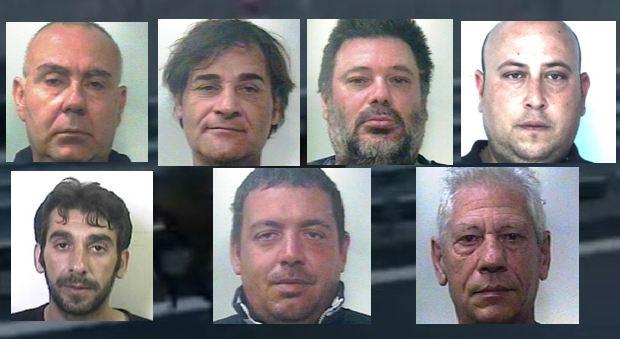 Furti nelle case e incendi dolosi, otto persone arrestate nel Catanese