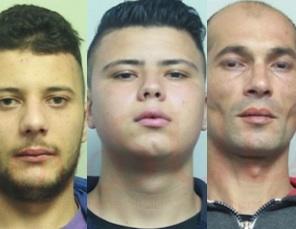 Catania, tentato furto d'auto e spaccio di droga: arrestati tre ragazzi