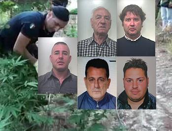 Traffico e spaccio di droga tra Lentini e Francofonte: 5 arresti