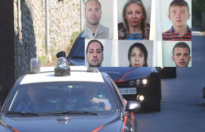 Le donne d'onore gestivano il giro della cocaina a Gela: 6 arresti in un blitz antimafia