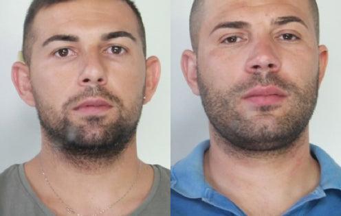Catania, inseguimento tra le vie della città: due gelesi arrestati