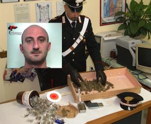 Vittoria, blitz antidroga a Scoglitti: arrestato un presunto spacciatore