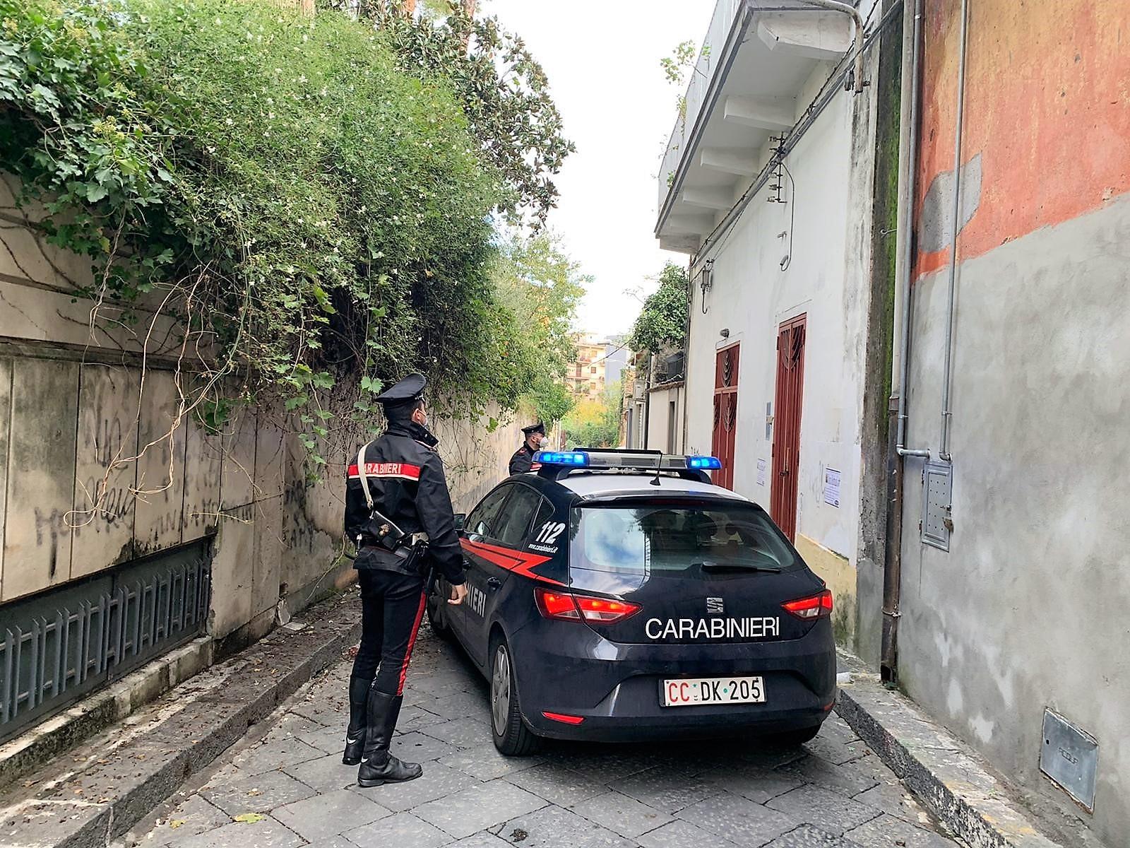 Preso a Giarre 'uomo ragno': entrava dai balconi per commettere furti