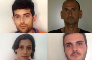 Pachino, furto aggravato e detenzione di droga: 4 arresti
