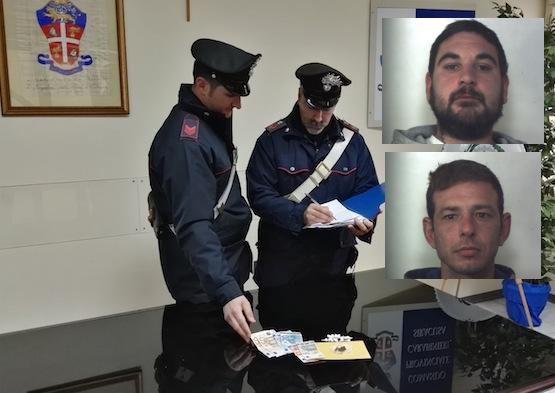 Siracusa, colti mentre spacciano droga: arrestato anche un minore