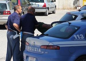 Catania, evade dai domiciliari: preso mentre tenta di nascondersi