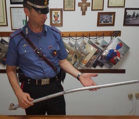 Canicattini, colpisce il cognato con un tubo metallico: arrestato