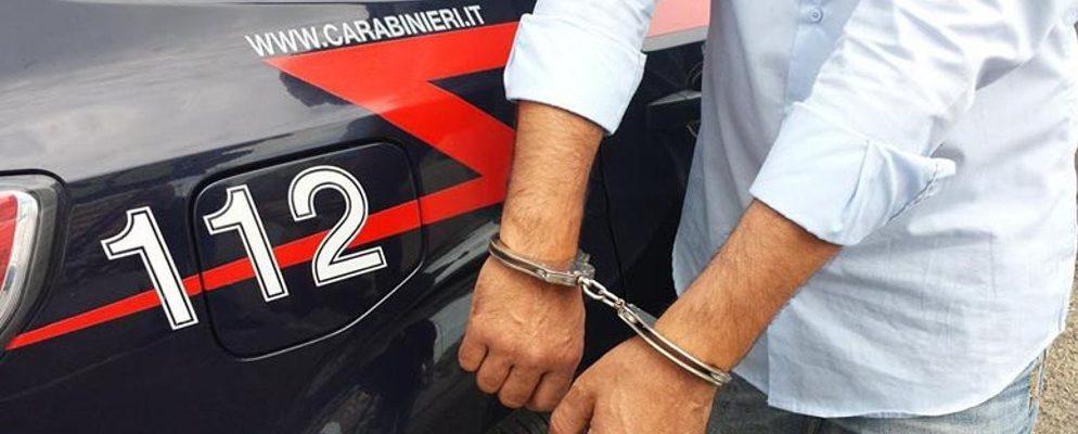 Latitante arrestato mentre incontra la moglie a Palermo