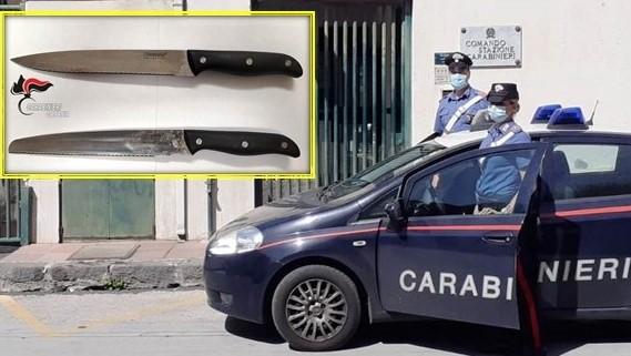 Camporotondo Etneo, una lite per il cane finisce a coltellate: un arresto