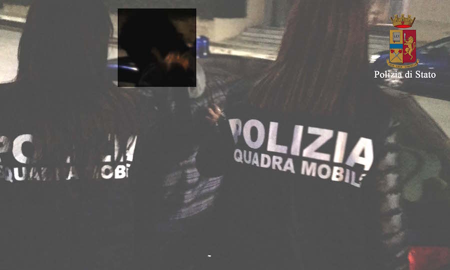 Ragusa, abusa per anni di una 13enne: arrestato