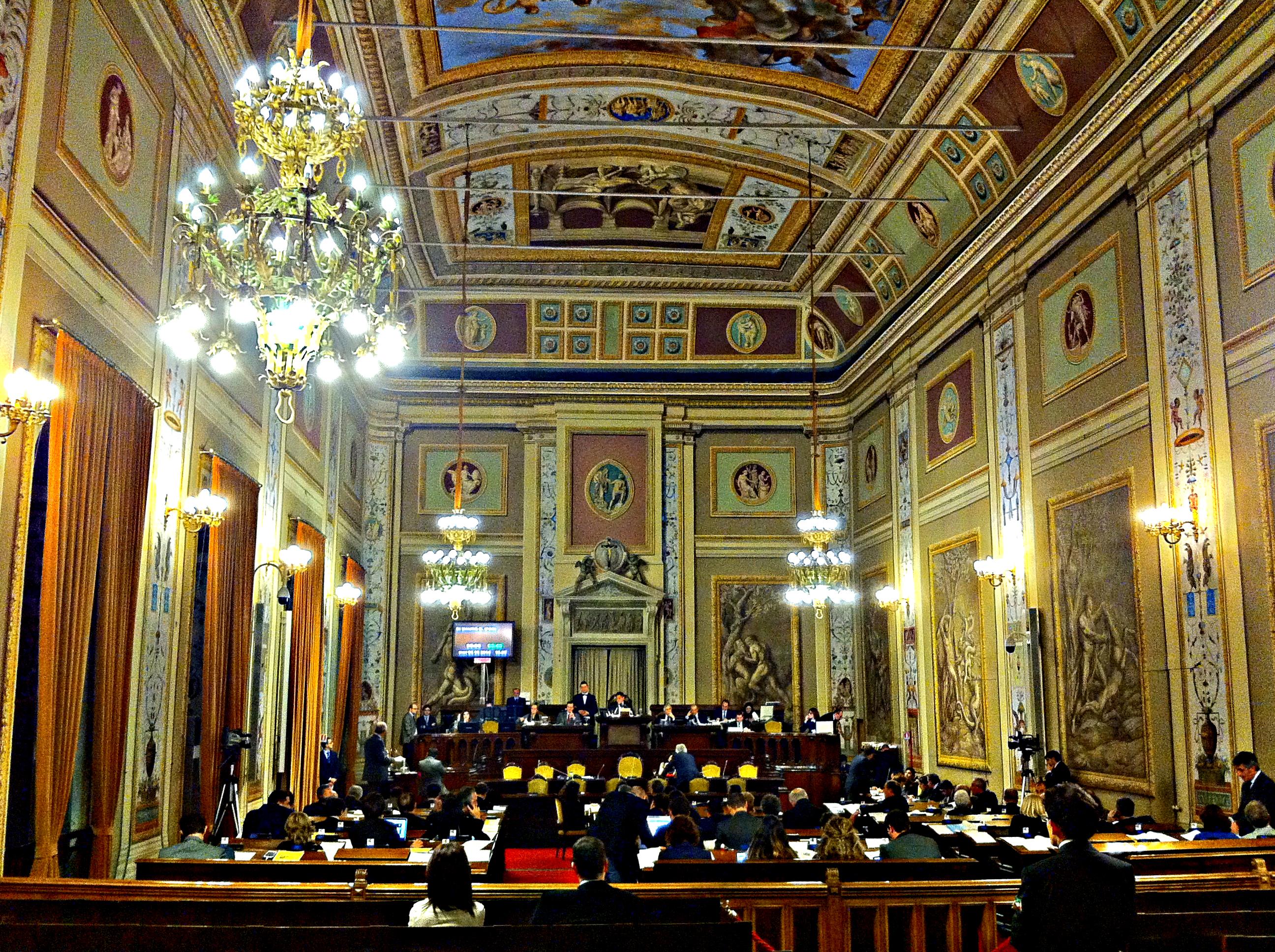 Palermo, sei emendamenti al ddl ex Province: oggi testo in Aula