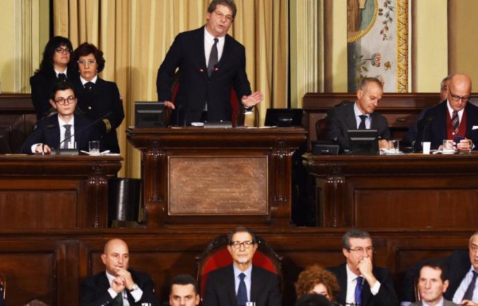 Finanziaria all'Ars, in Aula le critiche dell'opposizione