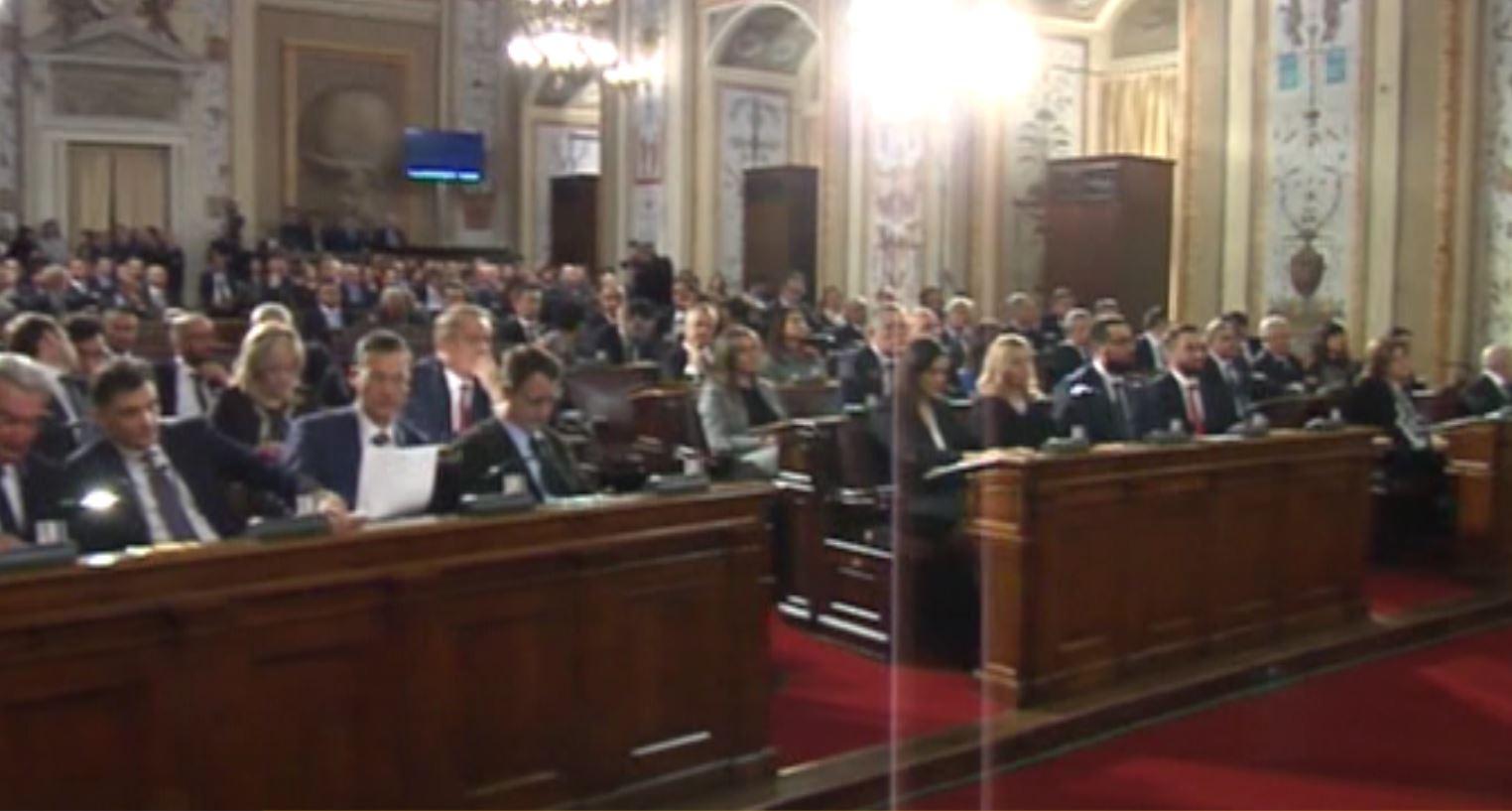 Ufficio di Presidenza all'Ars, nulla di fatto: seduta rinviata a domani