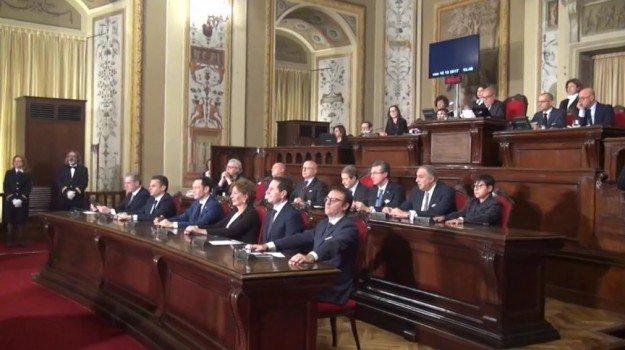 Ars, nuovo voto per il presidente: prove d'intesa M5s-Pd, ci provano con una esponente dell'Udc