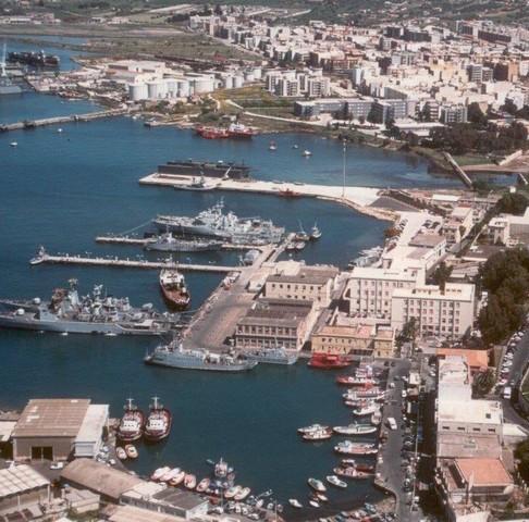 Augusta, cambio della guardia al comando dell'Arsenale della Marina Militare