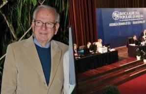 Ragusa, Banca Agricola: Arturo Schininà eletto nuovo presidente