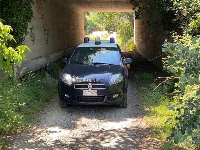 Ex carabiniere ucciso in provincia di Ascoli, fermati marito e moglie