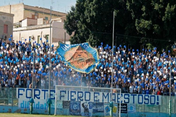 Daspo per 4 ultrà del Siracusa per le partite con Paganese e Rende