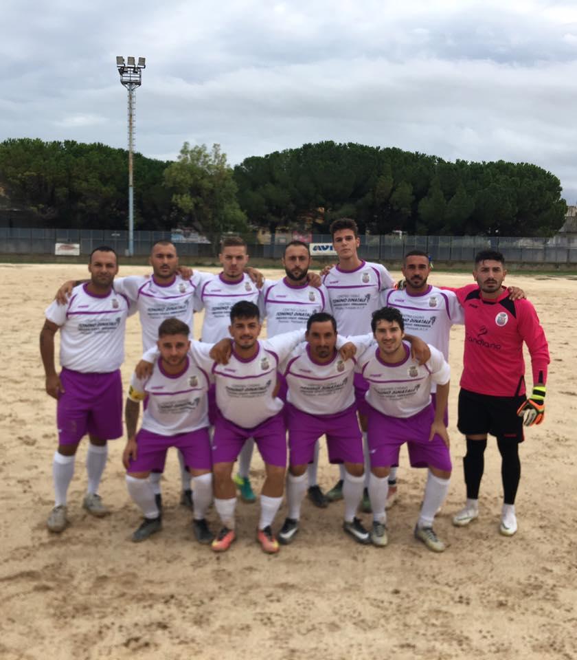 Calcio, al Sasà Brancati di Pachino l'Asd Portopalo si impone per due a zero contro il Ferla.