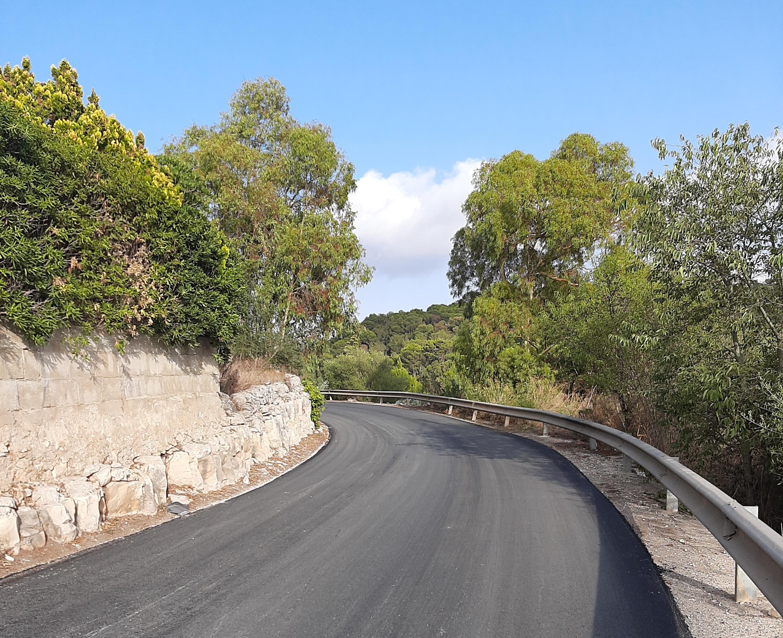 Lavori pubblici, nuovo asfalto sulla via Modica-Ragusa