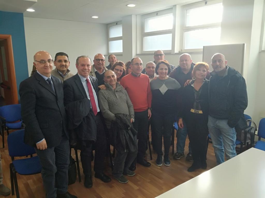 Il commissario dell'Asp di Catania incontra i sindacati