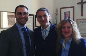 Palazzolo, cambio della guardia nella giunta Scibetta: nominati due nuovi assessori
