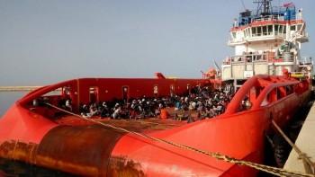 Alarm Phone: soccorsi 200 migranti, presi a bordo della Asso 30