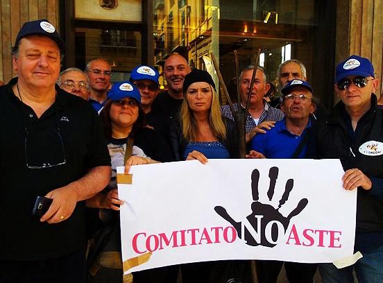 Sit-in dei Forconi domani a Ragusa contro le aste giudiziarie