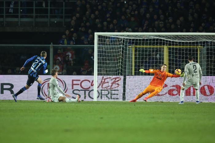 La Juve crolla a Bergamo ( 3 - 0): Atalanta in semifinale di Coppa