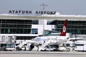 Istanbul, spari in aeroporto: 2 arresti