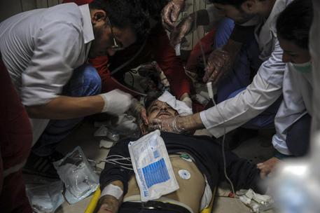 Attacco chimico in Siria, la Francia nega il coinvolgimento