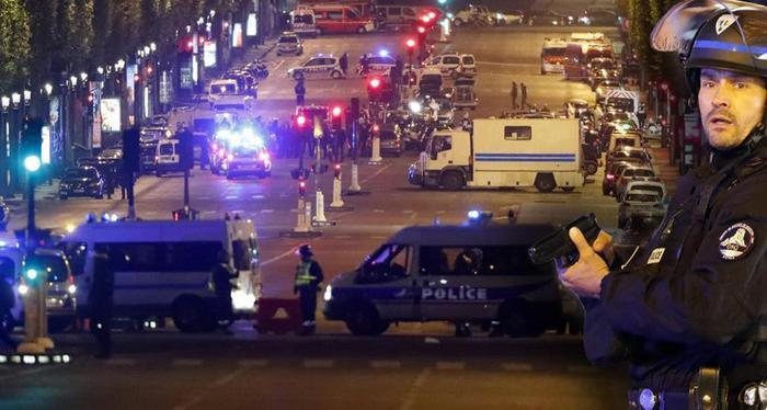 Attacco a Parigi, fermati 3 familiari dell'attentatore ucciso: armi in auto