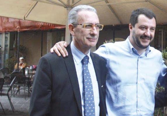 Noi con Salvini, Attaguile candidato alla primarie Centrodestra per la Regione