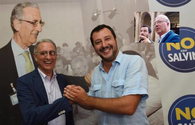 In Sicilia c'è vento di Lega: Angelo Attaguile corre per sindaco di Catania