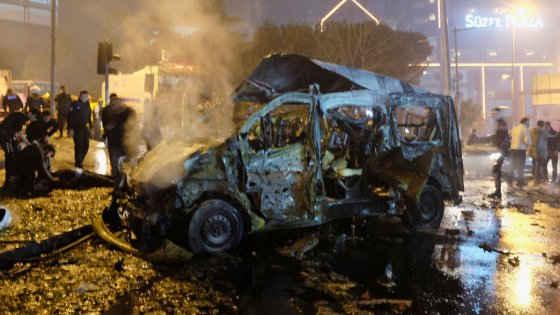 Attentato a Istanbul, sale a 41 il numero delle vittime
