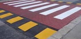 Modica, quartiere Sacro Cuore: disagi alla circolazione per realizzazione attraversamenti pedonali rialzati