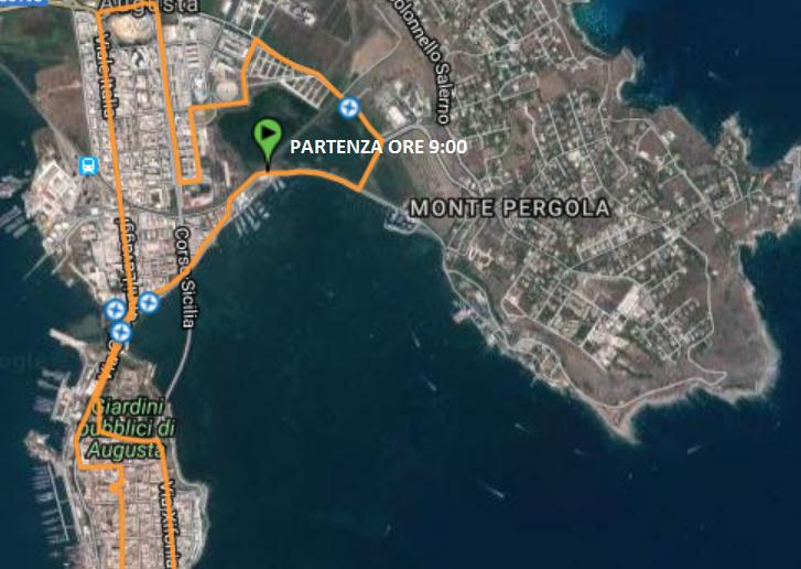 Augusta, al lungomare Granatello in bici per la mobilità sostenibile