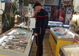"""""""Capodanno sicuro"""", carabinieri nelle pescherie di Augusta e Brucoli"""