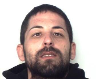 Catania, irreperibile per la direttissima: arrestato e trasferito in carcere
