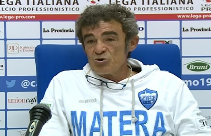 Catania - Matera domani al Massimino, Auteri stuzzica i rossazzurri: