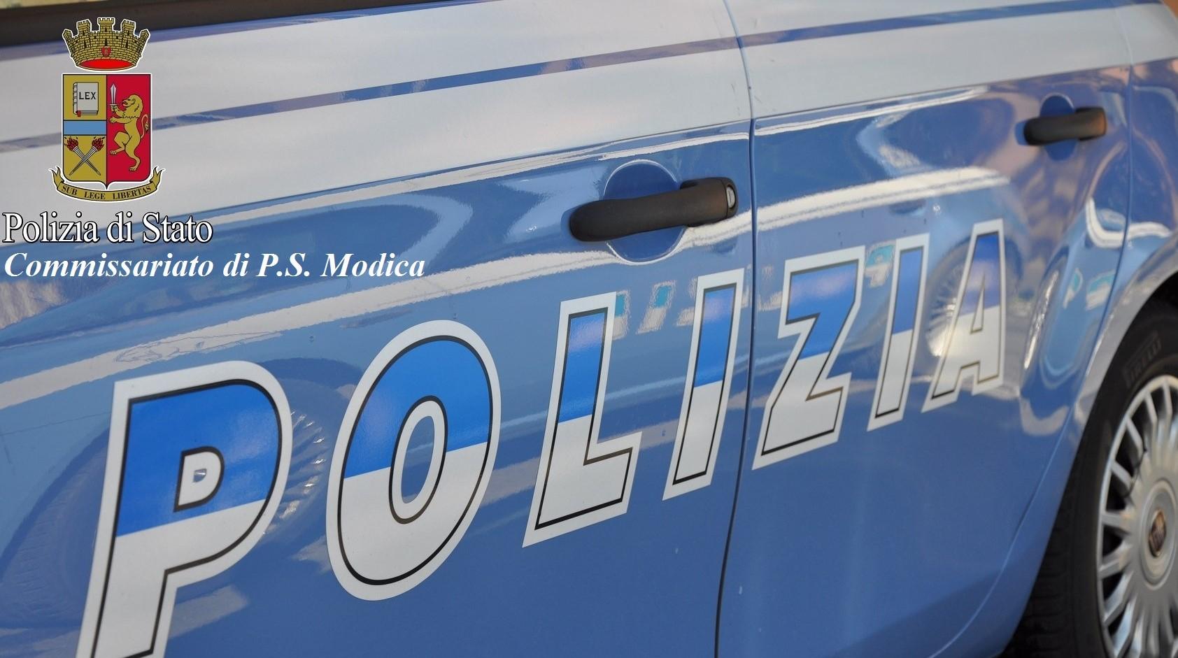 Modica, spaccio di droga e furti: arrestato un venticinquenne