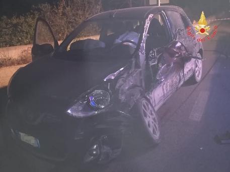 Sbandano con l'automobile, due giovani morti nel Catanzarese