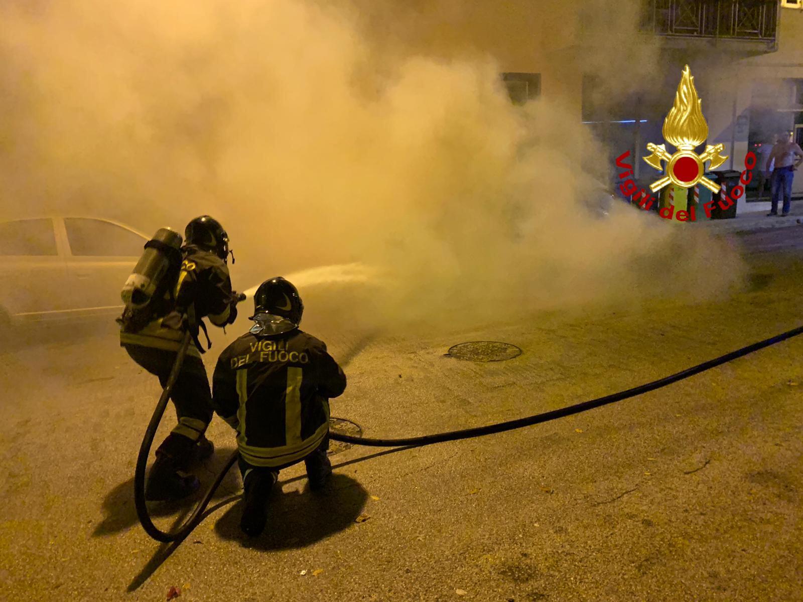 Priolo, bruciata l'auto dell'assessore comunale ai Lavori pubblici
