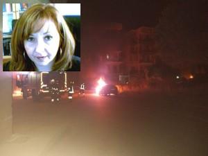 Intimidazione a Siracusa, bruciata l'auto di Daniela La Runa